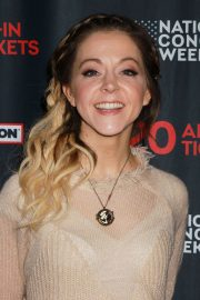 Lindsey Stirling Stills at Live Nation Launches National Concert Week in New York 2018/04/30 2