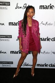 Logan Browning Stills at Marie Claire Fresh Faces Party in Los Angeles 2018/04/27 5