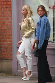 Lottie Moss Stills Out and About in Chelsea 2018/05/03 6