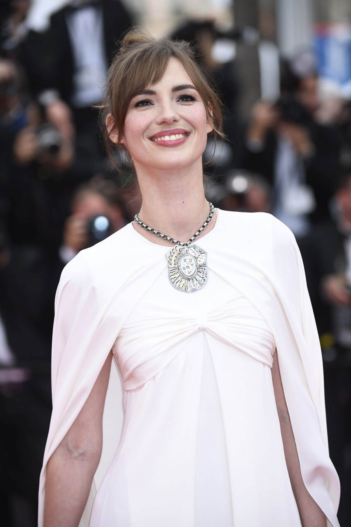 Louise Bourgoin Stills at Yomeddine Premiere at Cannes Film Festival 2018/05/08 7
