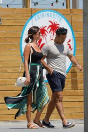 Lucy Mecklenburgh and Ryan Thomas Out in Spain 2018/05/25 1
