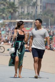 Lucy Mecklenburgh and Ryan Thomas Out in Spain 2018/05/25 2