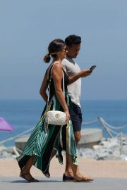 Lucy Mecklenburgh and Ryan Thomas Out in Spain 2018/05/25 4