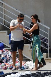 Lucy Mecklenburgh and Ryan Thomas Out in Spain 2018/05/25 6