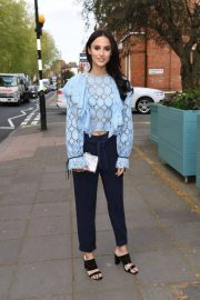 Lucy Watson Stills at Tell Your Friends Restaurant Launch in London 2018/05/03 3
