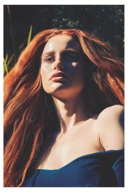 Madelaine Petsch Poses for Veni Magazine #7, 2018 Issue 1