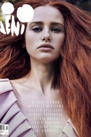Madelaine Petsch Poses for Veni Magazine #7, 2018 Issue 2