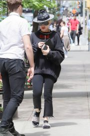 Madonna Stills Out and About in New York 2018/05/05 2