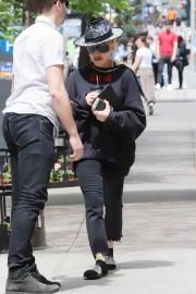 Madonna Stills Out and About in New York 2018/05/05 4