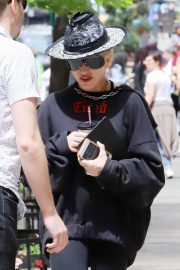 Madonna Stills Out and About in New York 2018/05/05 6