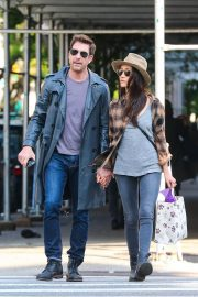 Maggie Q and Dylan McDermott Stills Out in New York 2018/05/14 1