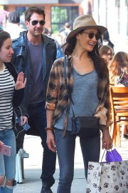 Maggie Q and Dylan McDermott Stills Out in New York 2018/05/14 8