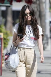 Mallory Jansen Out Shopping in Los Angeles 2018/05/24 7