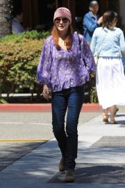 Marcia Cross Out for Lunch at La Scala in Beverly Hills 2018/05/25 4
