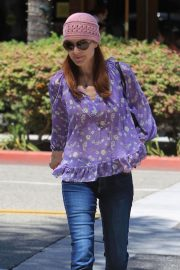 Marcia Cross Out for Lunch at La Scala in Beverly Hills 2018/05/25 7