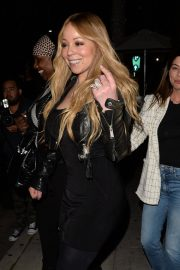 Mariah Carey at Mr. Chow Restaurant in Beverly Hills 2018/05/29 4