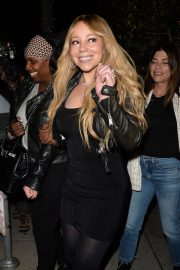 Mariah Carey at Mr. Chow Restaurant in Beverly Hills 2018/05/29 6