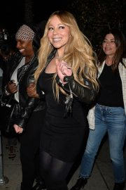 Mariah Carey at Mr. Chow Restaurant in Beverly Hills 2018/05/29 9
