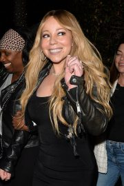 Mariah Carey at Mr. Chow Restaurant in Beverly Hills 2018/05/29 10
