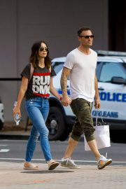 Megan Fox and Brian Austin Green Stills Out in New Orleans 2018/05/15 4