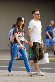 Megan Fox and Brian Austin Green Stills Out in New Orleans 2018/05/15 6