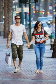 Megan Fox and Brian Austin Green Stills Out in New Orleans 2018/05/15 7