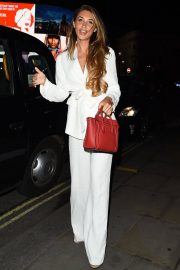 Megan McKenna and Michelle Heaton Night Out in London 2018/05/24 8