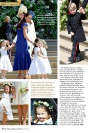 Meghan Markle and Prince Harry in Woman's Weekly, Australia June 2018 Issue 3