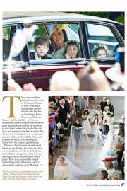 Meghan Markle and Prince Harry in Woman's Weekly, Australia June 2018 Issue 4