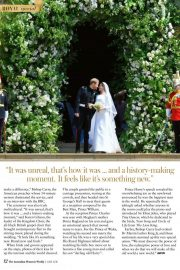 Meghan Markle and Prince Harry in Woman's Weekly, Australia June 2018 Issue 15