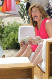 Melanie Brown at Today Show Hosted by Kathie Gifford & Hoda at Venice Beach 2018/05/25 6