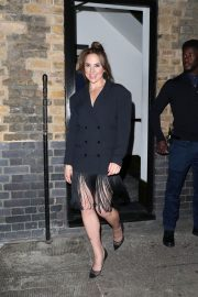 Melanie Chisholm Arrives at Kylie Minogue's Birthday Party in London 2018/05/27 5