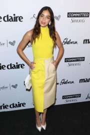 Melissa Barrera Stills at the 5th Annual Marie Claire Fresh Faces Party in Los Angeles 2018/04/27 6