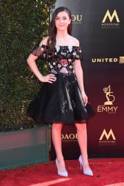 Mia Sinclair Jenness Stills at Daytime Creative Arts Emmy Awards in Los Angeles 2018/04/27 2