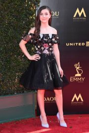 Mia Sinclair Jenness Stills at Daytime Creative Arts Emmy Awards in Los Angeles 2018/04/27 4
