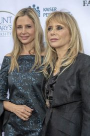 Mira Sorvino at 20th Annual From Slavery to Freedom Gala in Los Angeles 2018/05/10 2