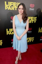 Molly Gordon Stills at Life of the Party Premiere in Auburn 2018/04/30 2