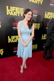 Molly Gordon Stills at Life of the Party Premiere in Auburn 2018/04/30 3