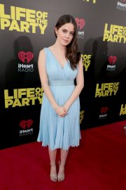 Molly Gordon Stills at Life of the Party Premiere in Auburn 2018/04/30 6