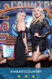 Natalie Alyn Lind Stills at 2018 Iheartcountry Festival Photo Booth in Austin 2018/05/05 1