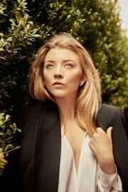 Natalie Dormer Poses for Interview Magazine, May 2018 Issue 4