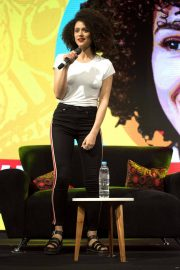 Nathalie Emmanuel at HBO Panel at Comic-con in Buenos Aires 2018/05/27 5