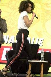 Nathalie Emmanuel at HBO Panel at Comic-con in Buenos Aires 2018/05/27 6