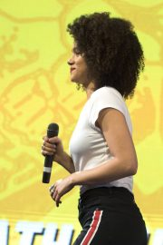 Nathalie Emmanuel at HBO Panel at Comic-con in Buenos Aires 2018/05/27 7