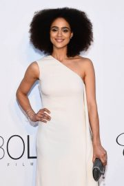 Nathalie Emmanuel Stills at Amfar's 25th Cinema Against Aids Gala at Cannes Film Festival 2018/05/17 4