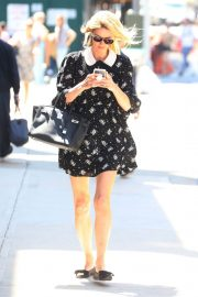 Nicky Hilton Rothschild Stils Out and About in New York 2018/05/01 1