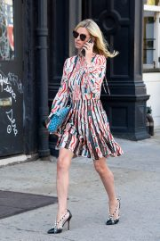 Nicky Hilton Stills Out and About in New York 2018/05/08 2