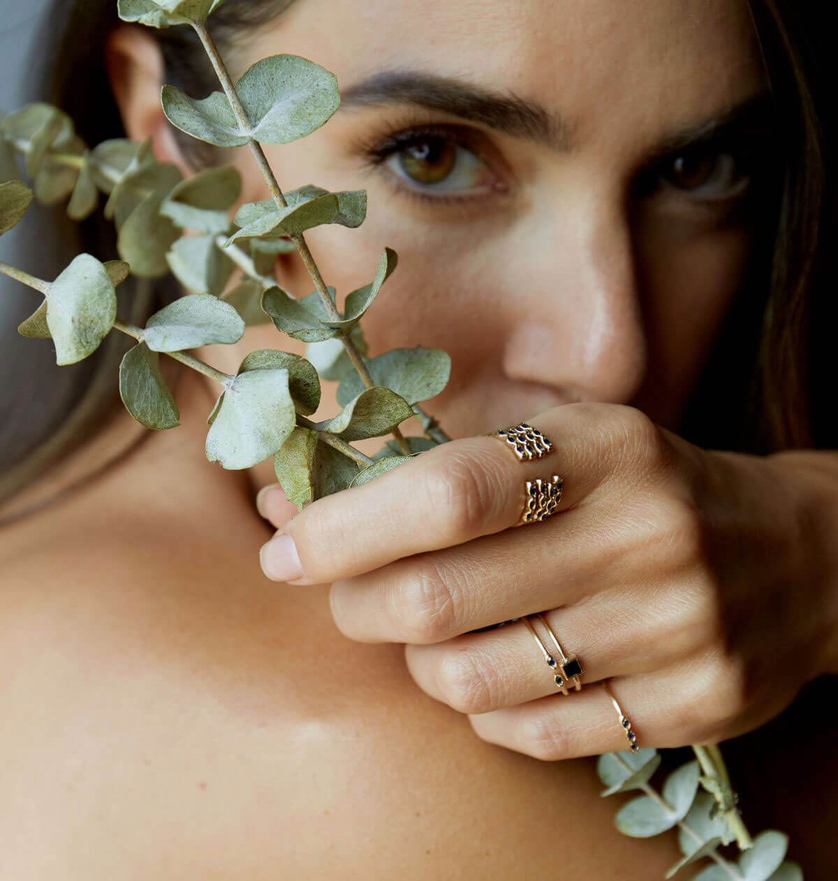 Nikki Reed Poses for Bayou with Love, April 2018 Issue 3