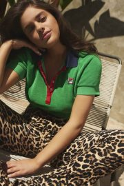 Odeya Rush Poses for Urban Outfitters x Fila 2018 Issue 4