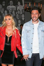 Petra Ecclestone and Sam Palmer at Catch LA in West Hollywood 2018/05/25 1